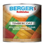 Burger Paint Clear Wood Lacquer